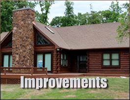 Log Home Improvement  Carroll County, Ohio